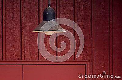 светильник двери амбара