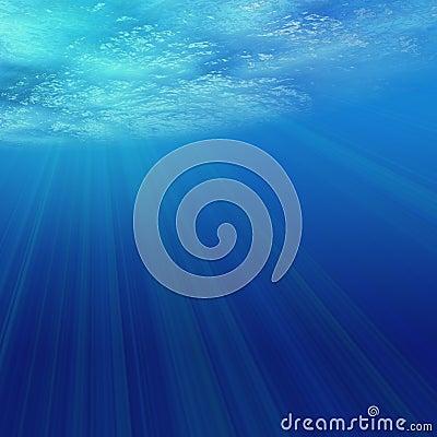 светлый underwater