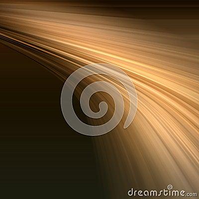 световые лучи