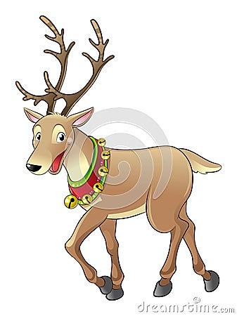 северный олень рождества