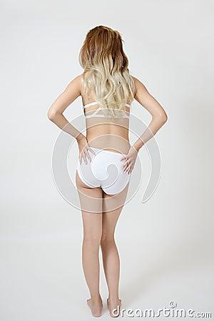 Красивое тело сзади фото 186-755