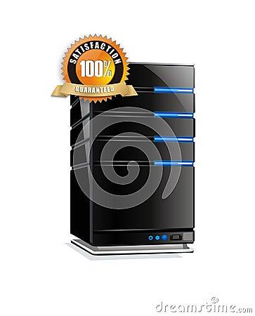 сервер соответствия гарантии
