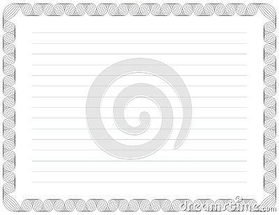 сертификат предпосылки