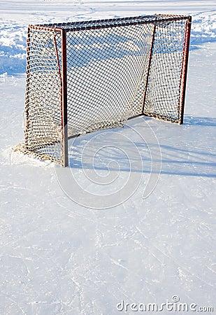 сеть хоккея