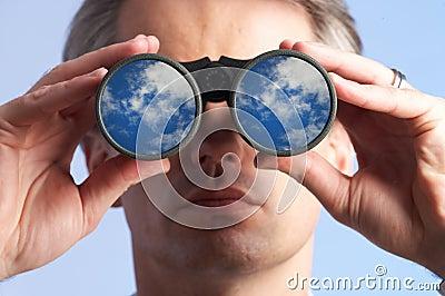 смотреть небо