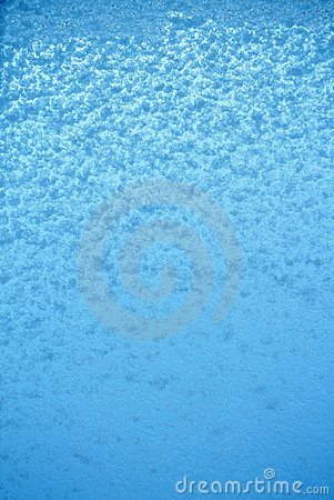 снежное окно