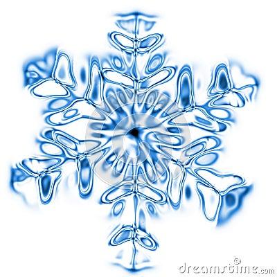 снежок хлопь