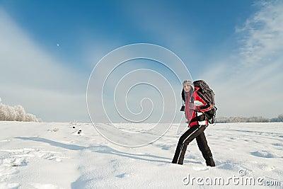 снежок hiker