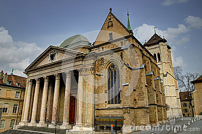 Собор и молельня St Peter Maccabees