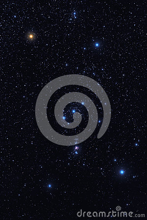 Созвездие Ориона