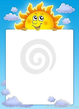 солнце милой рамки скрываясь