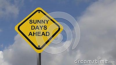 Солнечные дни вперед акции видеоматериалы