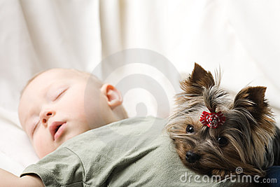 спать младенца