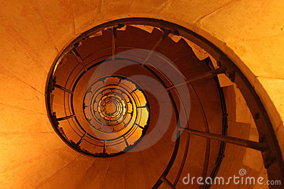 спиральн лестница