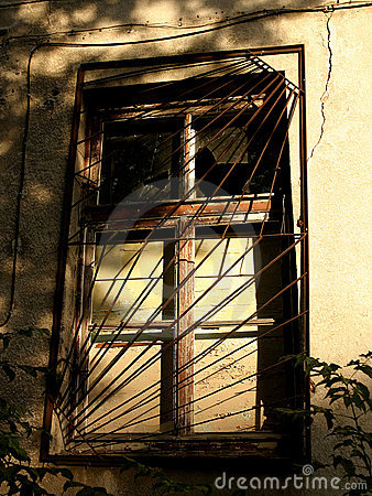 старое окно ii