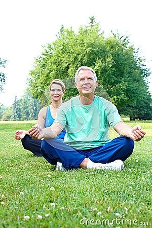 старшая йога