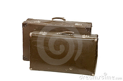 старые чемоданы 2
