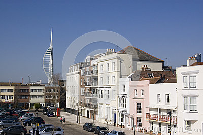 Старый Portsmouth, Хемпшир