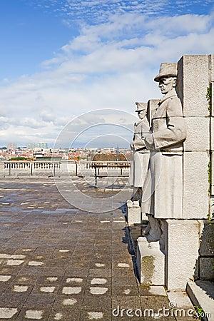 статуи brussels