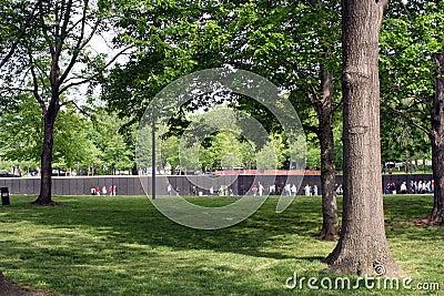стена людей