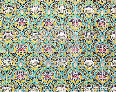Стена мозаики