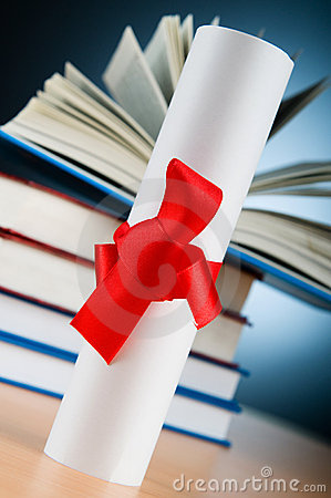 стог диплома книг