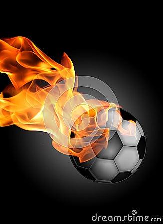 страсть футбола
