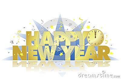 счастливое Новый Год