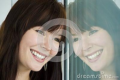 счастливое отражение
