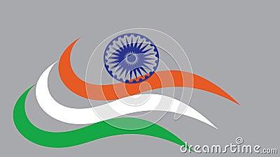Счастливый День независимости желая зажим видеоматериал