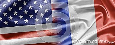 США и франция