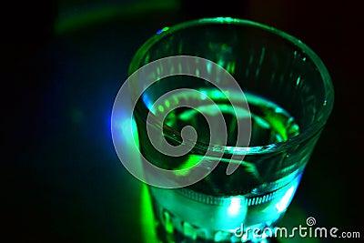 Съемка водочки