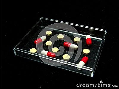 таблетки капсул