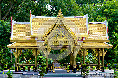Тайский павильон (sala)