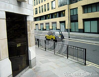 таксомотор london