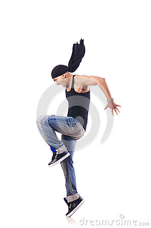 Танцы танцора