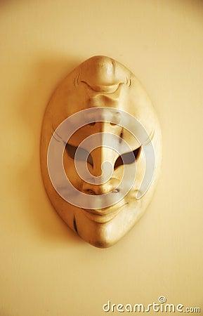 театр маски