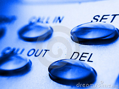 телефон кнопок