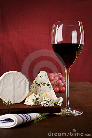 темнота предпосылки - красное вино