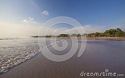 Тропический пляж