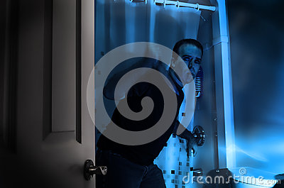 Убийство ванной комнаты