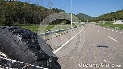 Управлять шоссе на приемистости видеоматериал