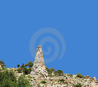 усыпальница phoenician Ливана