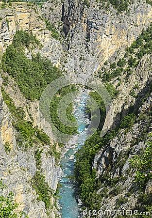 Ущелье de Guil