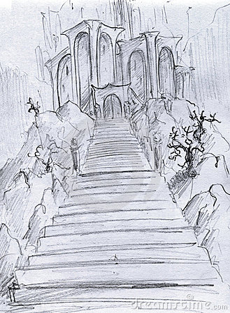 фантазия замока