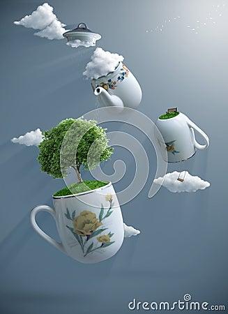 Фантастический чай