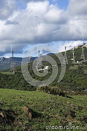 Ферма ветра
