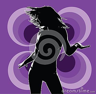 фиолет 01 диско