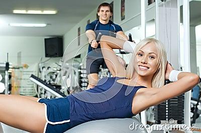 Фитнес спорта