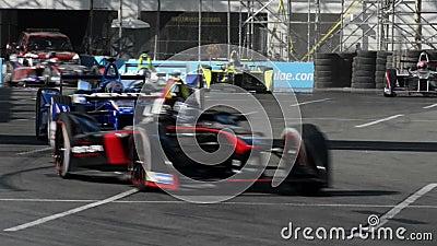 Формулы электрическое Grand Prix Лонг-Бич